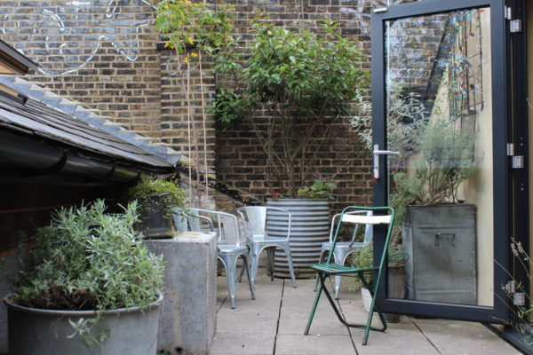 london outdoor caterer