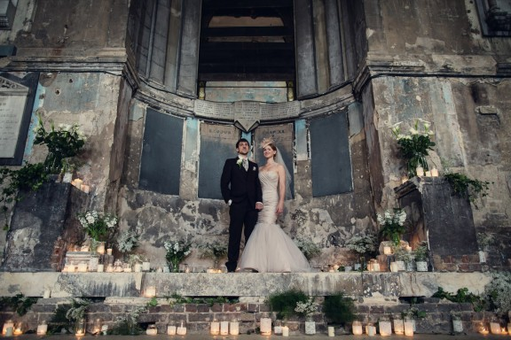unusual wedding locations london