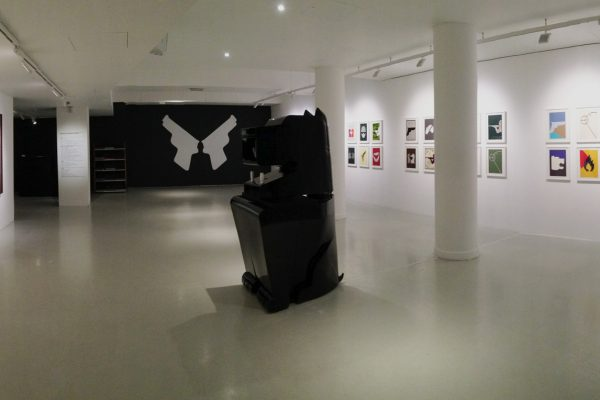 Exhibition-view-of-Noma-Bar-Cut-The-Conflict