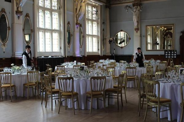 affordable wedding planner london