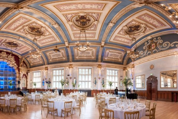 classic weddings in east london
