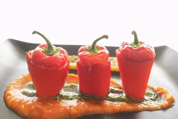 starter trio of stuffed peppers3