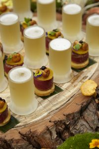 Square Meal Canape Cup 2017