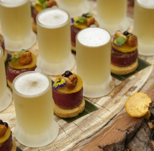 Best Canape caterers London