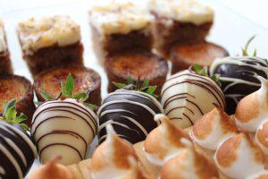 Mini Dessert Best Catering London